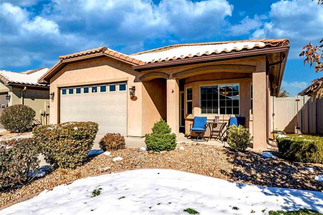 2844 Kelso Mesa Drive, Grand Junction, CO 81503 (MLS #20205456) :: The Kimbrough Team | RE/MAX 4000