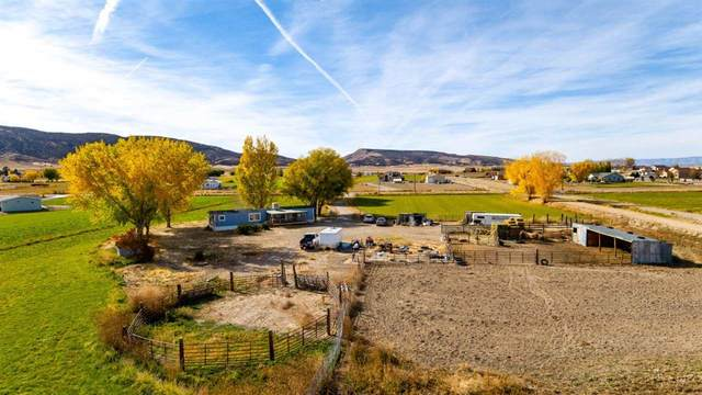 1346 12 Road, Loma, CO 81524 (MLS #20205462) :: CENTURY 21 CapRock Real Estate