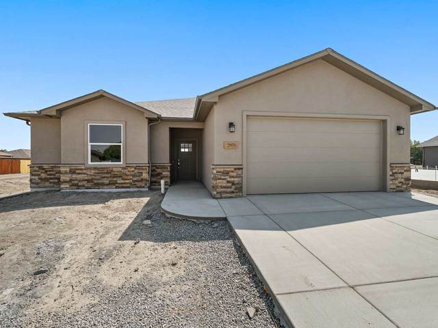 2975 Luke Street, Grand Junction, CO 81504 (MLS #20205464) :: The Kimbrough Team | RE/MAX 4000