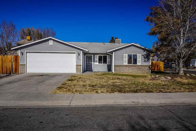 3290 Hunter Court, Clifton, CO 81520 (MLS #20205475) :: The Kimbrough Team | RE/MAX 4000