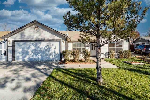 2819 1/2 Arlington Villa Drive, Grand Junction, CO 81503 (MLS #20205487) :: The Christi Reece Group
