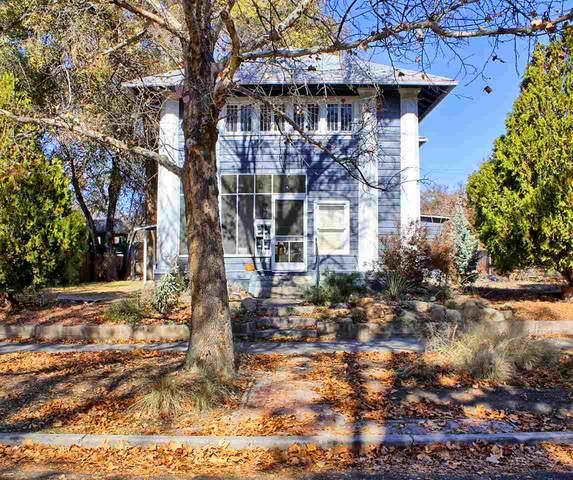 540 Hill Avenue, Grand Junction, CO 81501 (MLS #20205503) :: CENTURY 21 CapRock Real Estate