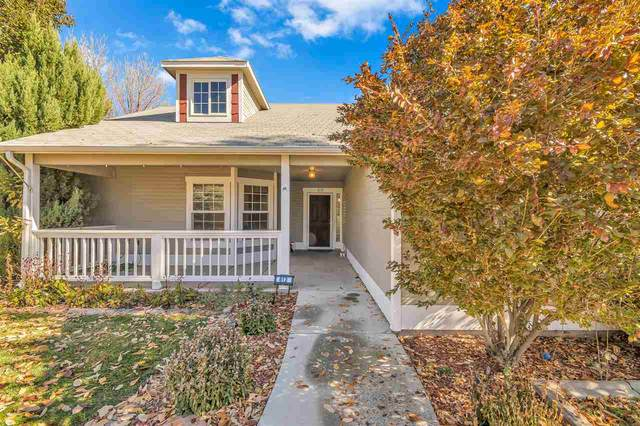 612 Cottage Meadows Court, Grand Junction, CO 81504 (MLS #20205512) :: The Christi Reece Group