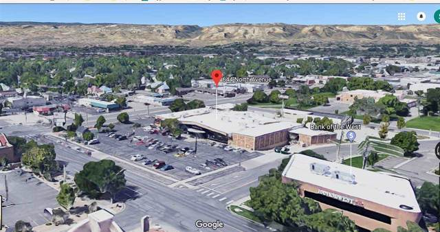 664/644 North Avenue, Grand Junction, CO 81501 (MLS #20205522) :: Western Slope Real Estate