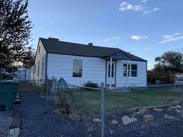 485 Sparn Street, Grand Junction, CO 81501 (MLS #20205528) :: The Christi Reece Group