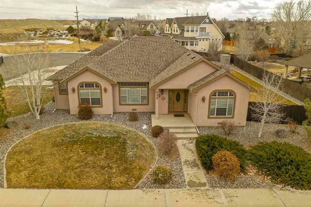 858 Lanai Drive, Grand Junction, CO 81506 (MLS #20205538) :: The Grand Junction Group with Keller Williams Colorado West LLC