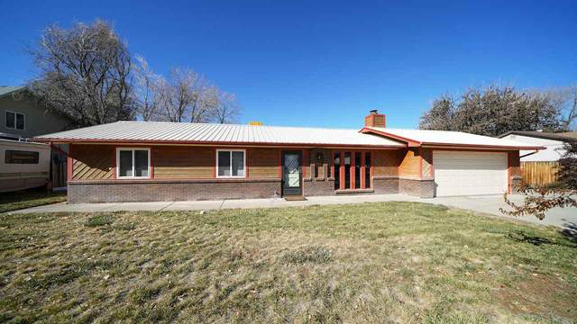 603 Lodgepole Street, Grand Junction, CO 81504 (MLS #20205541) :: The Christi Reece Group