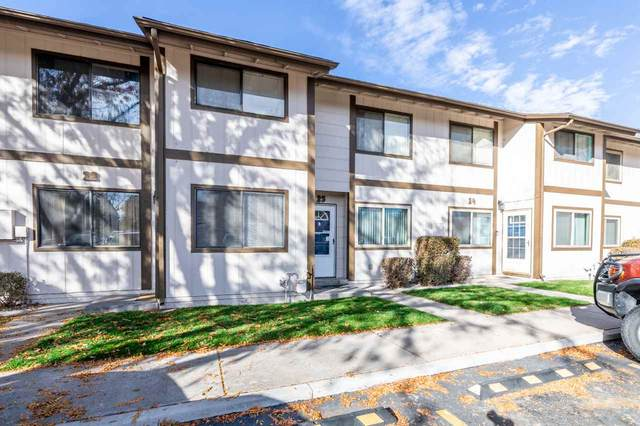 555 28 1/2 Road #23, Grand Junction, CO 81501 (MLS #20205549) :: The Kimbrough Team | RE/MAX 4000