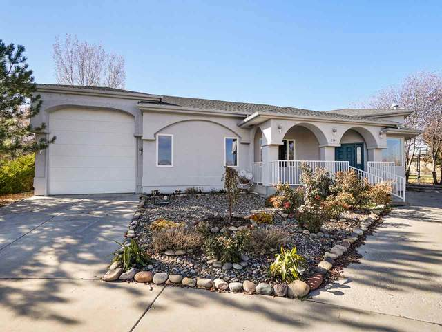 2344 Promontory Court, Grand Junction, CO 81507 (MLS #20205551) :: The Kimbrough Team | RE/MAX 4000
