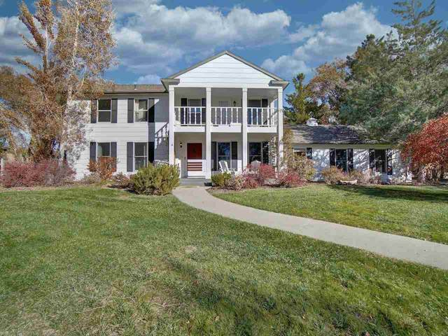 2588 G Road, Grand Junction, CO 81505 (MLS #20205566) :: The Kimbrough Team | RE/MAX 4000