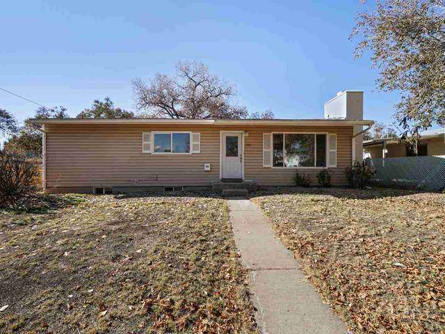 1705 N 21st Street, Grand Junction, CO 81501 (MLS #20205568) :: Lifestyle Living Real Estate