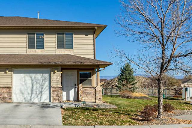 2472 Theresea Lane, Grand Junction, CO 81505 (MLS #20205578) :: The Christi Reece Group