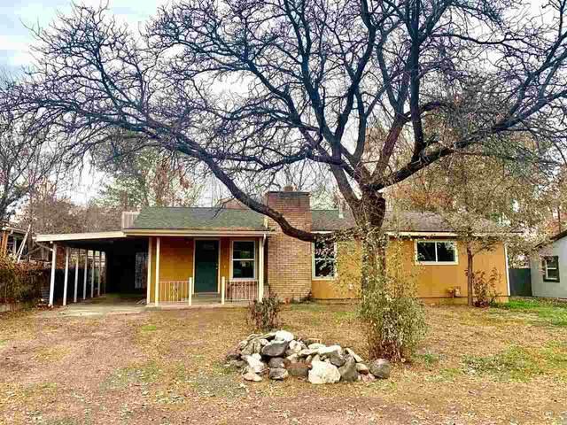 309 E Highland Drive, Grand Junction, CO 81503 (MLS #20205580) :: CENTURY 21 CapRock Real Estate
