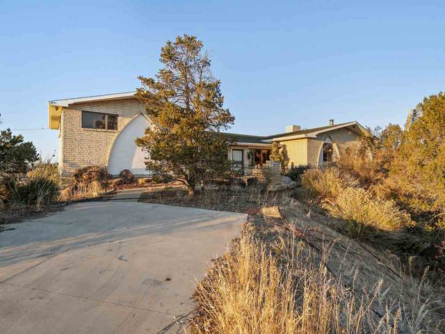 2590 I Road, Grand Junction, CO 81505 (MLS #20205581) :: The Christi Reece Group