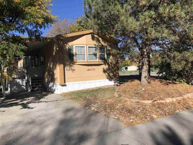 435 32 Road #119, Clifton, CO 81520 (MLS #20205592) :: The Christi Reece Group