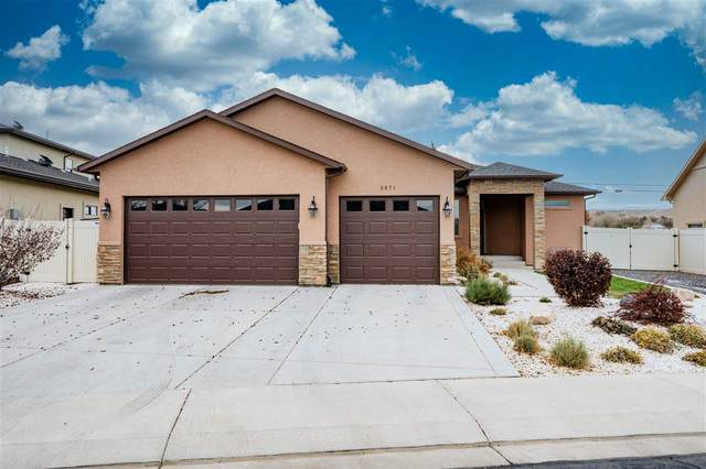 2971 Fairway View Drive, Grand Junction, CO 81503 (MLS #20205596) :: The Christi Reece Group