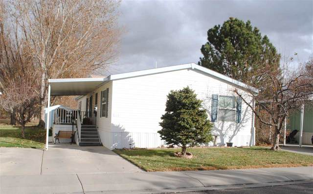 435 32 Road #477, Clifton, CO 81520 (MLS #20205599) :: The Kimbrough Team | RE/MAX 4000