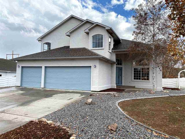 556 Casa Rio Court, Grand Junction, CO 81507 (MLS #20205636) :: Western Slope Real Estate