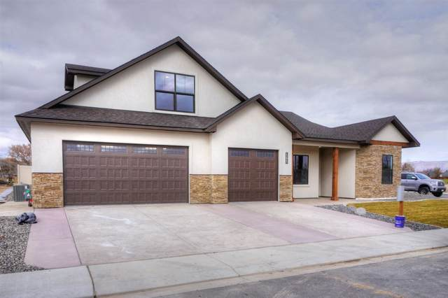 2546 Woody Creek Drive, Grand Junction, CO 81505 (MLS #20205652) :: The Christi Reece Group