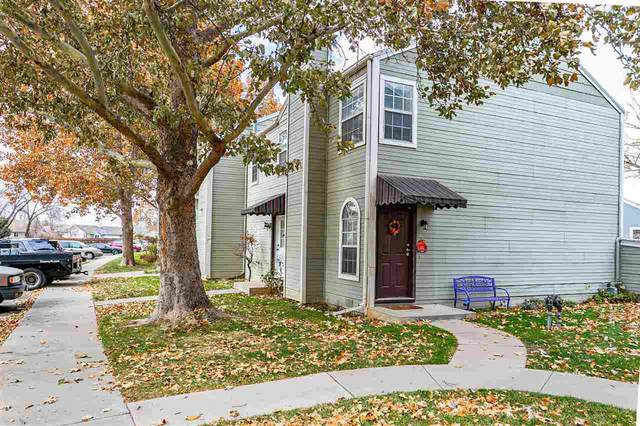260 Coventry Court #17, Grand Junction, CO 81503 (MLS #20205654) :: The Christi Reece Group