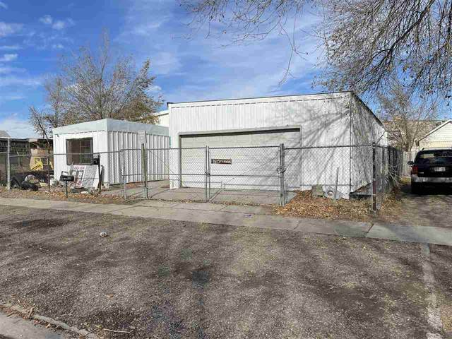 334 South Avenue, Grand Junction, CO 81501 (MLS #20205657) :: CENTURY 21 CapRock Real Estate