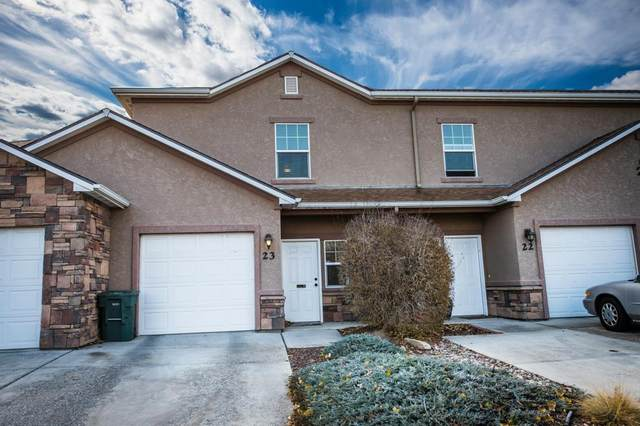 2473 Thunder Mountain Drive #23, Grand Junction, CO 81505 (MLS #20205663) :: The Christi Reece Group
