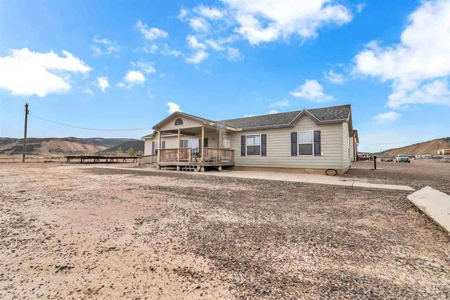 100 Gillam Road, Rangely, CO 81648 (MLS #20205665) :: The Christi Reece Group