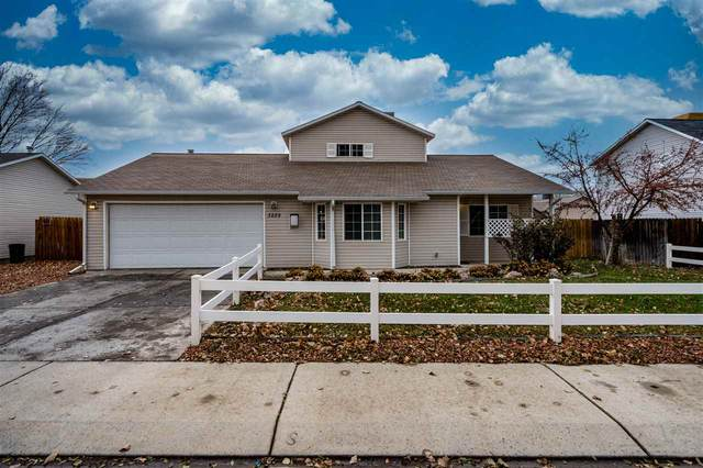 3229 Golden Sun Avenue, Clifton, CO 81520 (MLS #20205673) :: The Christi Reece Group