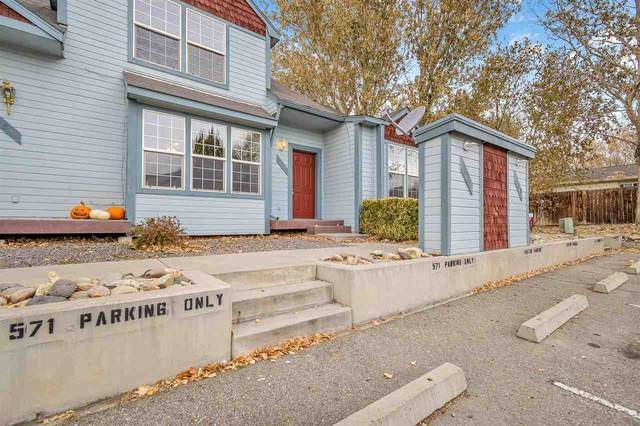 571 W Willow Court, Clifton, CO 81520 (MLS #20205677) :: The Kimbrough Team | RE/MAX 4000