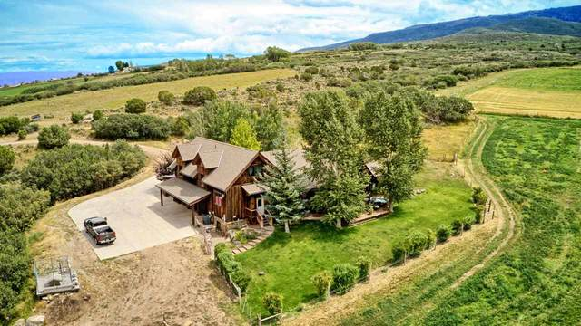 5706 County Road 301, Parachute, CO 81635 (MLS #20205684) :: The Christi Reece Group