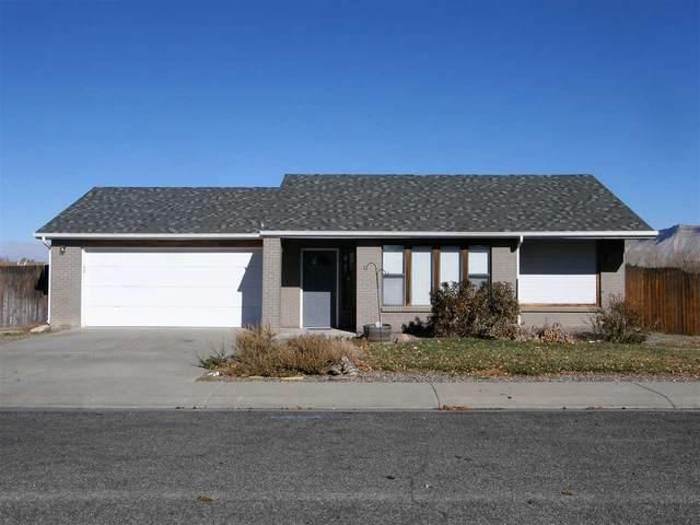2980 Bret Drive, Grand Junction, CO 81504 (MLS #20205687) :: The Christi Reece Group