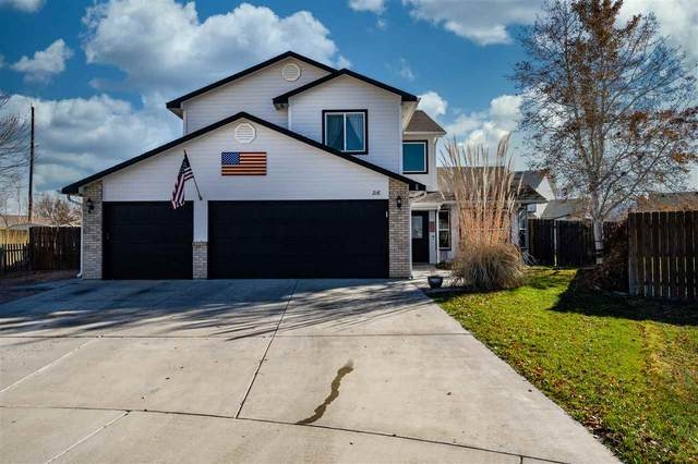 216 Dogwood Court, Fruita, CO 81521 (MLS #20205696) :: The Christi Reece Group