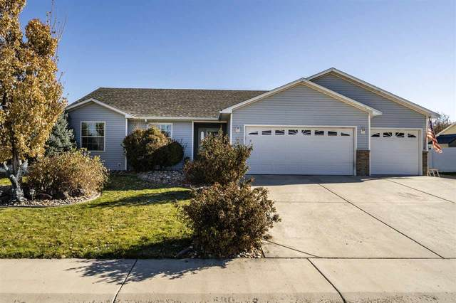 680 Stone Mountain Drive, Fruita, CO 81521 (MLS #20205701) :: The Christi Reece Group
