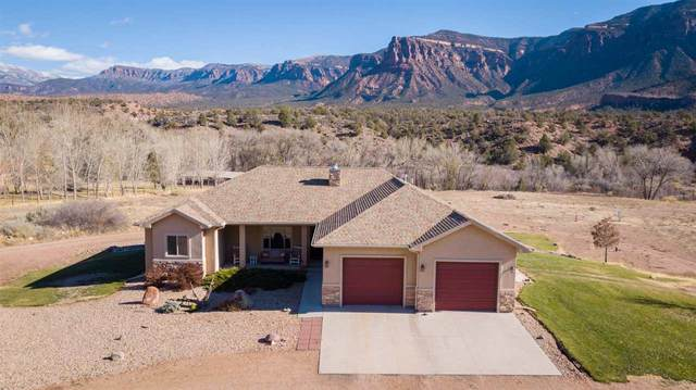 40799 Highway 141, Gateway, CO 81522 (MLS #20205703) :: The Danny Kuta Team