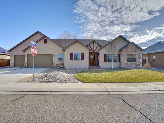 875 Mahogany Street, Fruita, CO 81521 (MLS #20205704) :: The Christi Reece Group
