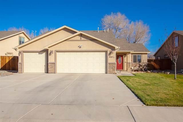 450 1/2 Davis Road, Grand Junction, CO 81504 (MLS #20205709) :: The Christi Reece Group