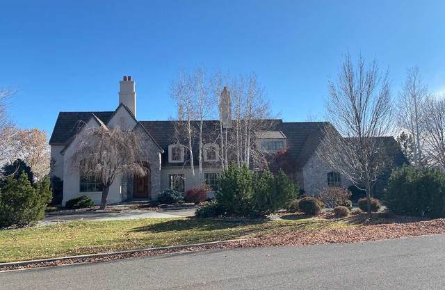 2609 Partridge Court, Grand Junction, CO 81506 (MLS #20205710) :: The Grand Junction Group with Keller Williams Colorado West LLC