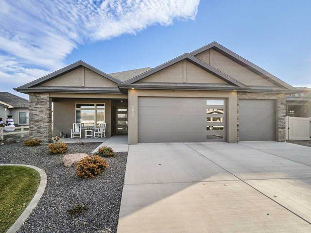2935 Mount Abrams Drive, Grand Junction, CO 81503 (MLS #20205714) :: The Kimbrough Team | RE/MAX 4000
