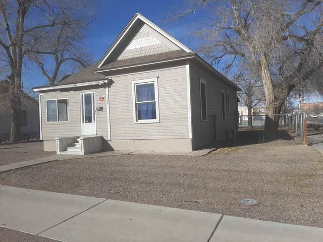 760 South Avenue, Grand Junction, CO 81501 (MLS #20205726) :: CENTURY 21 CapRock Real Estate