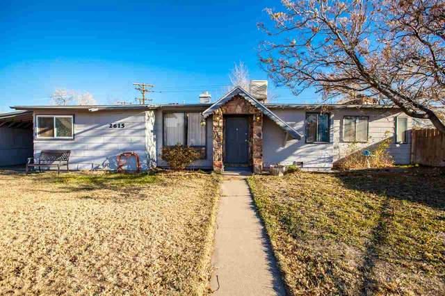 2615 Kennedy Court, Grand Junction, CO 81501 (MLS #20205731) :: The Christi Reece Group