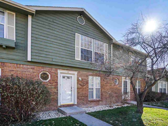 588 W Indian Creek Drive #4, Grand Junction, CO 81501 (MLS #20205736) :: The Christi Reece Group