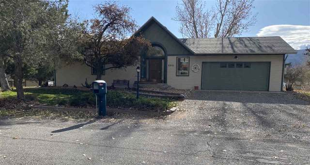 585 Rambling Road, Grand Junction, CO 81507 (MLS #20205744) :: The Grand Junction Group with Keller Williams Colorado West LLC