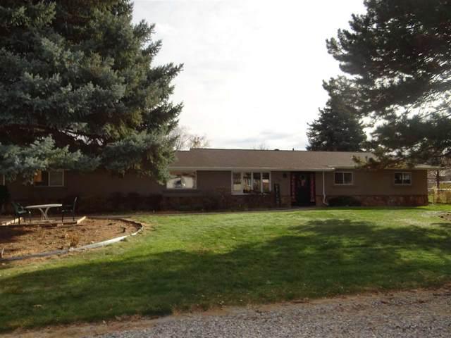 2191 Mckinley Drive, Grand Junction, CO 81507 (MLS #20205750) :: Western Slope Real Estate