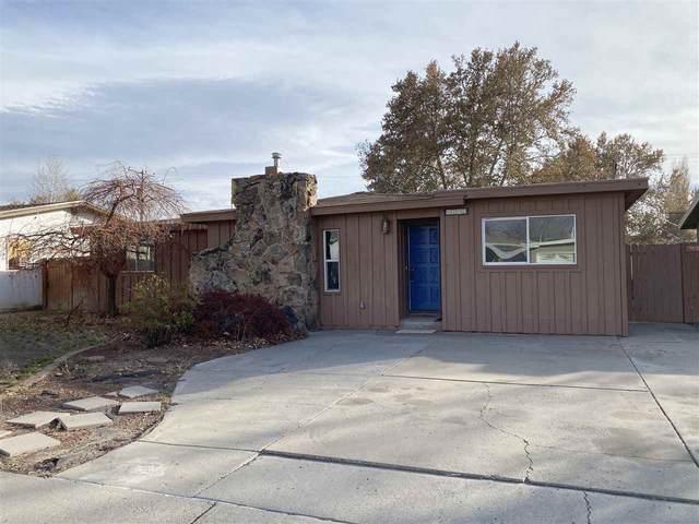 1225 Bonito Avenue, Grand Junction, CO 81506 (MLS #20205758) :: Western Slope Real Estate