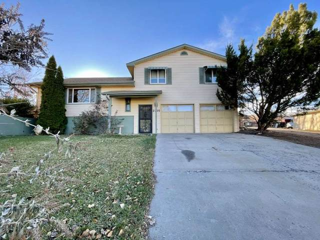 2705 Rincon Drive, Grand Junction, CO 81503 (MLS #20205761) :: The Christi Reece Group