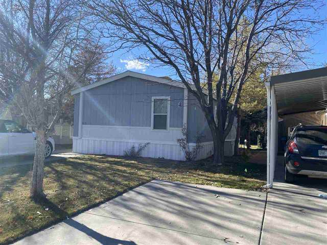435 32 Road #251, Clifton, CO 81504 (MLS #20205767) :: The Grand Junction Group with Keller Williams Colorado West LLC