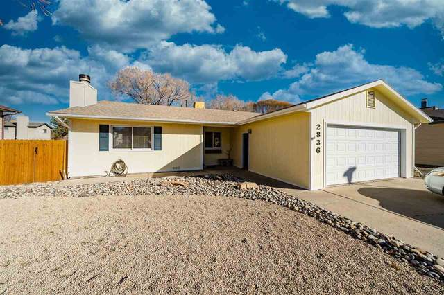 2836 Oxford Avenue, Grand Junction, CO 81503 (MLS #20205781) :: The Grand Junction Group with Keller Williams Colorado West LLC