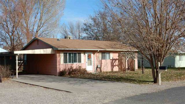 2938 Plymouth Road, Grand Junction, CO 81503 (MLS #20205783) :: The Danny Kuta Team