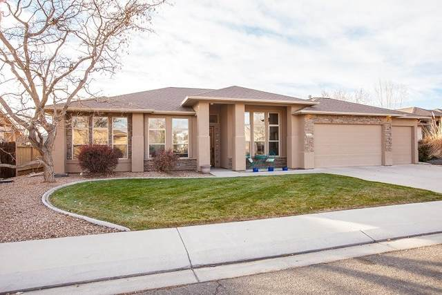 655 Gemstone Way, Grand Junction, CO 81505 (MLS #20205788) :: The Christi Reece Group