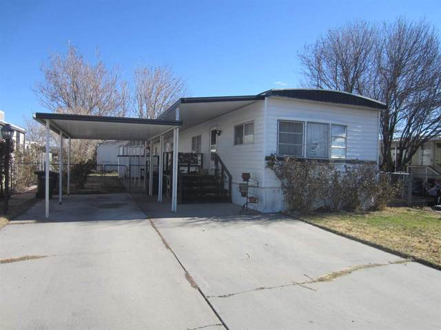 542 1/2 Willow Road, Grand Junction, CO 81501 (MLS #20205790) :: The Kimbrough Team | RE/MAX 4000